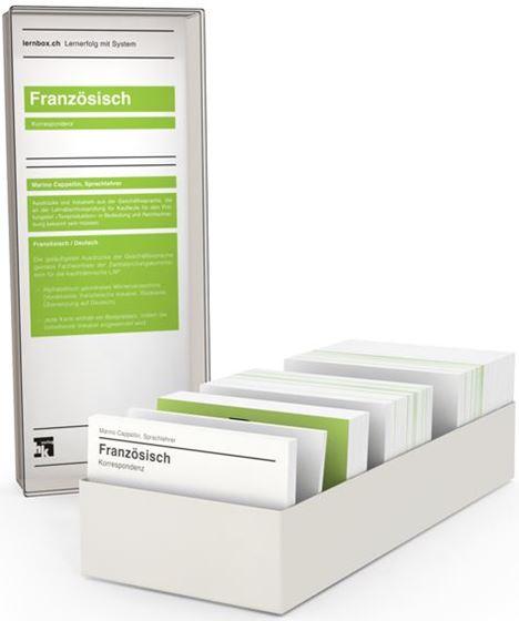 Lernbox Französisch